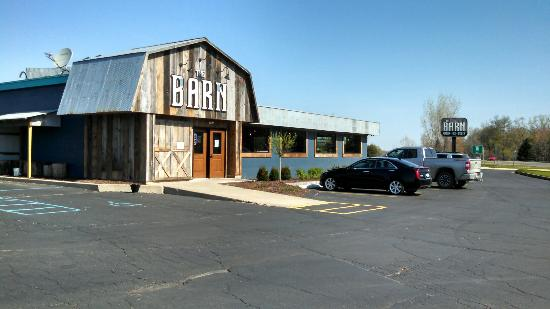 The Barn Sports Food Spirits