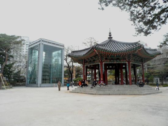 Tapgol Park : Parque Tapgol, Seul