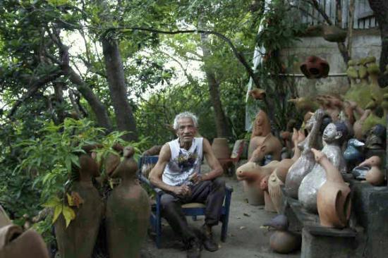 Atelier e Oficina do Ceramista Tiago Amorim