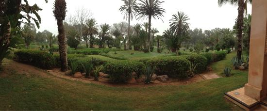 Tikida Golf Palace: The view from my suite