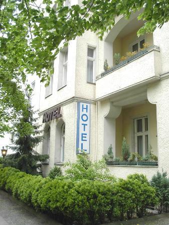 Arco Hotel : Fassade