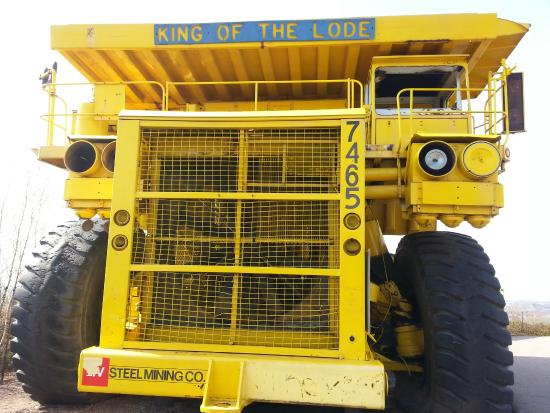 Mineview in the Sky: King of the Lode