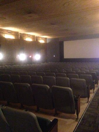 Kennett, MO: The auditorium, which seats 307.
