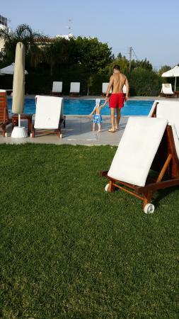 Frixos Suites Hotel apts: the pool