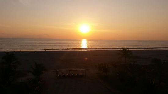 Blater Hotel: Sunset