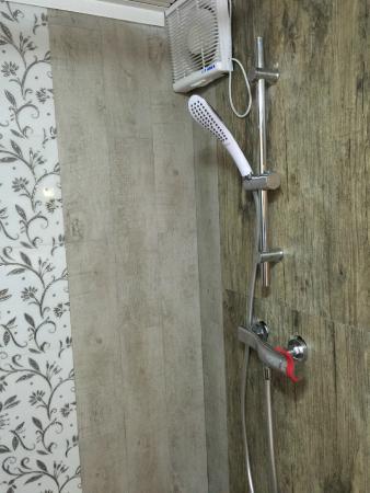 Long Ji One Hotel : Shower