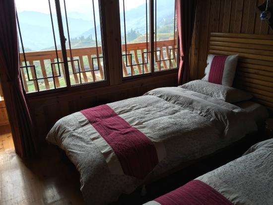 Long Ji One Hotel : Bedroom