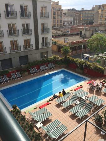 Piscina Picture Of Aqua Hotel Bertran Park Lloret De Mar Tripadvisor