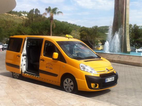 Kusadasi taxi - Ephesus Tours