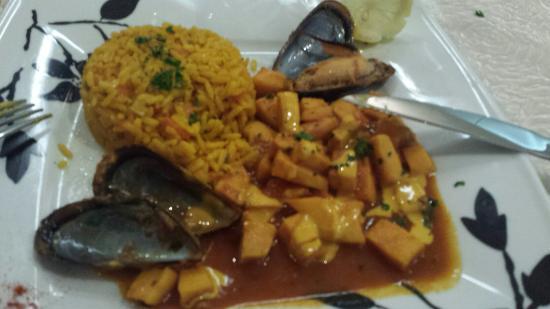Le Crabe: Assiette setoise