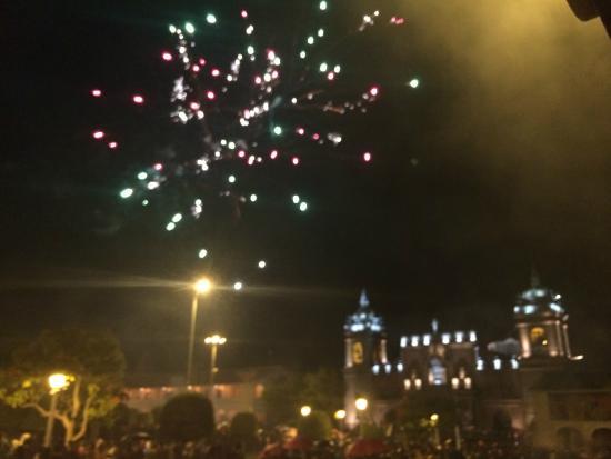 Hostal Roma: Semana Santa en Ayacucho