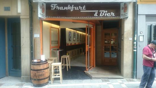 Frankfurt & Bier