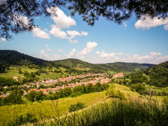Transylvania Cycling: Copsa Mare