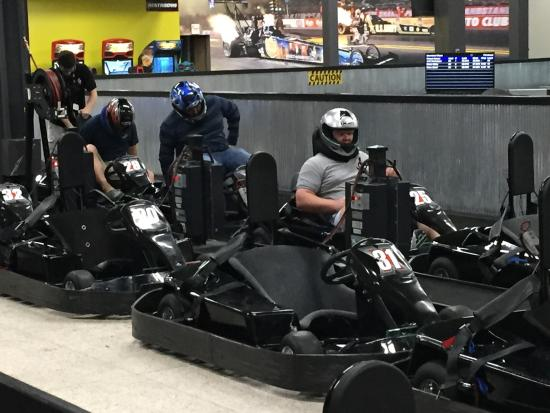 Extreme Grand Prix Indoor Family Fun Center