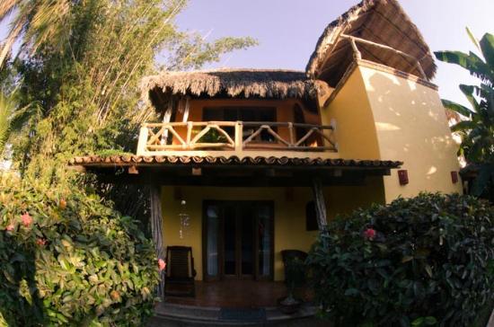 """Villa Magnolia B&B: """"La Palapa"""" una de nuestras habitaciones"""