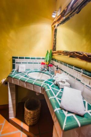 Villa Magnolia B&B: Baño