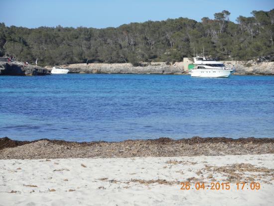 Playa de S'Amarador: S'Amarador