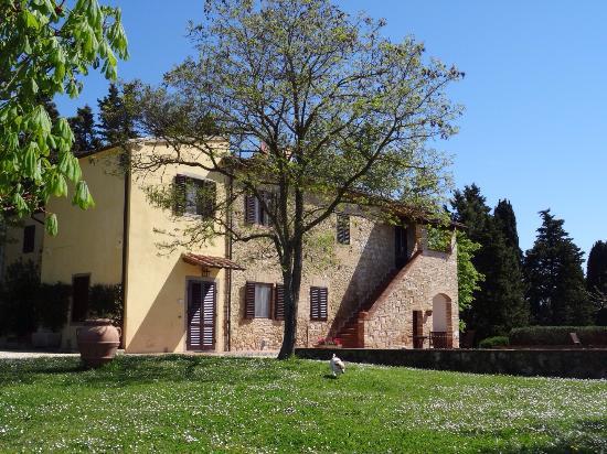 Agriturismo Fattoria Il Piano: Casa Tosca