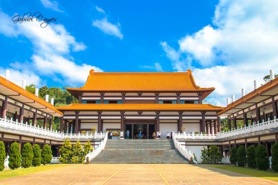 Fo Guang Shan Brazil - Zu Lai Temple
