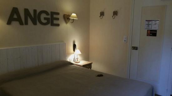 Citotel des Messageries: la chambre Ange