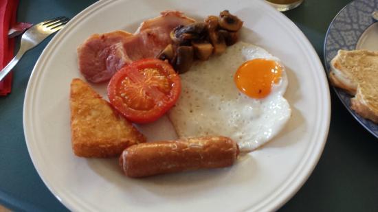 Beach House : A super breakfast