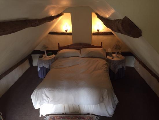 Rose Cottage B&B: Bedroom