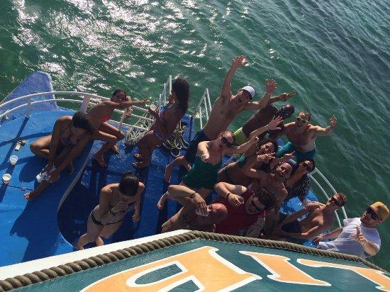MALIBU Party Boat