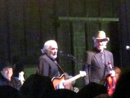 Merle Haggard Concert, TJ's Corral Outdoor Music Area, Carson Valley Inn Casino, Minden, NV