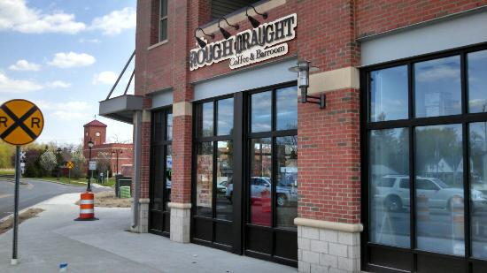 The Rough Draught Coffee & Barroom
