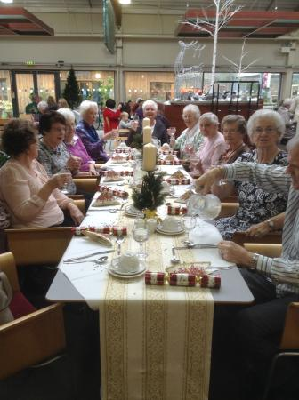 Dobbies: Christmas lunch