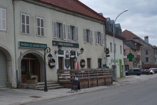 Taverne du Grand Tetras