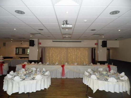 Briars Hall Country House Hotel The Ellerbrook Suite Set Up For Our Wedding Breakfast