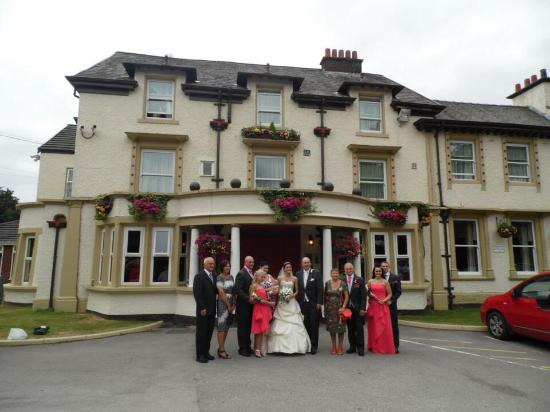Briars Hall Country House Hotel Front Of