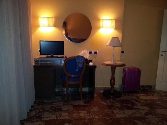 Miravalle Hotel: Camera spaziosa
