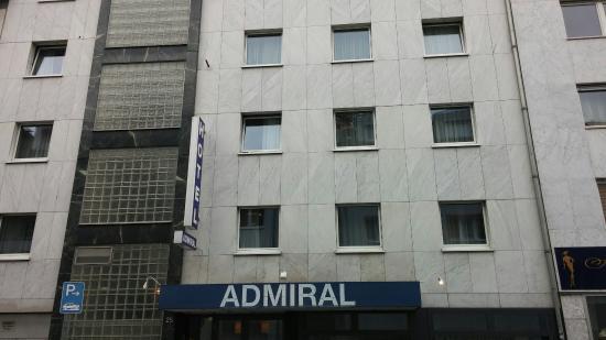 Admiral Hotel: Hotel