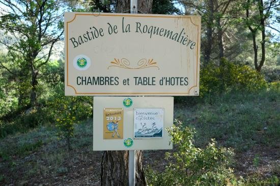 BASTIDE DE LA ROQUEMALIERE