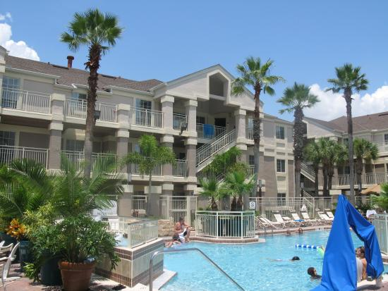 pool and rooms picture of staybridge suites lake buena. Black Bedroom Furniture Sets. Home Design Ideas