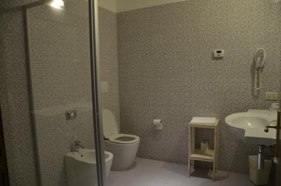 Residence Ca Beregana: bagno