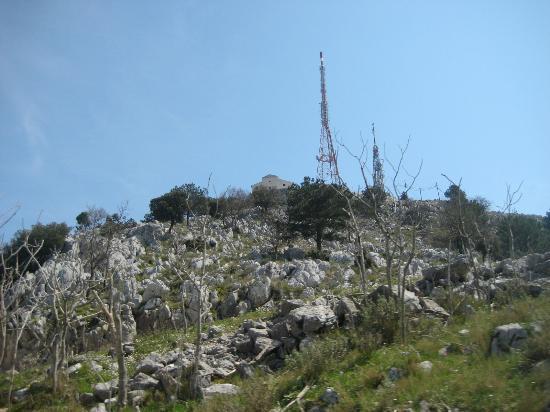 Mt. Pantokrator - the top - Picture of Mount Pantokrator ...