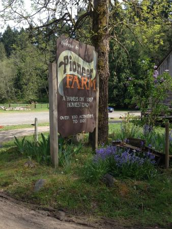 Pioneer Farm Museum & Ohop Indian Village