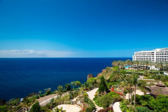 Lti Pestana Grand: The Atlantic Ocean