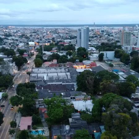 Bistro Mon Plaisir -Manaus: vista