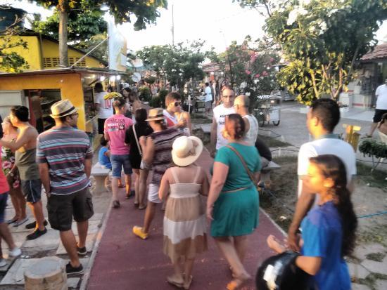 Adesivo De Parede Wanderlust ~ Feira de Artesanato do Jacaré Cabedelo, Brasil Foto de Feira de Artesanato do Jacaré