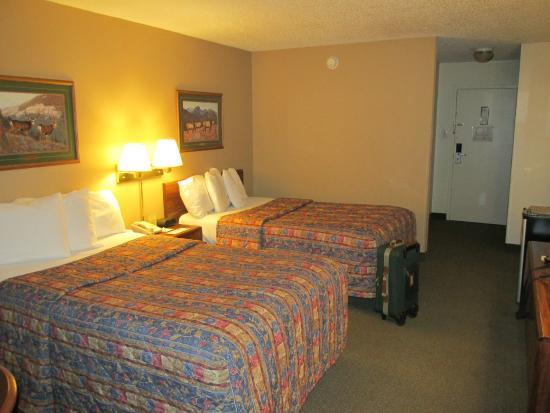 Days Inn Thermopolis: Room