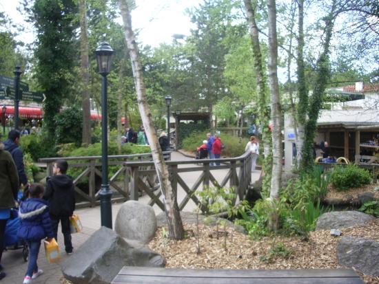 Sherwood Forest Restaurants Centre Parcs Map