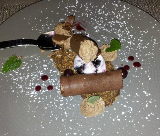Fuseau Au Chocolat Picture Of Belle Rive Angers