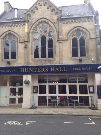 ‪‪Galashiels‬, UK: Hunters Hall‬