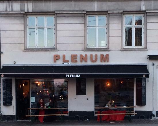 Photo of Restaurant Plenum at Skt. Hans Torv 3, Copenhagen 2200, Denmark