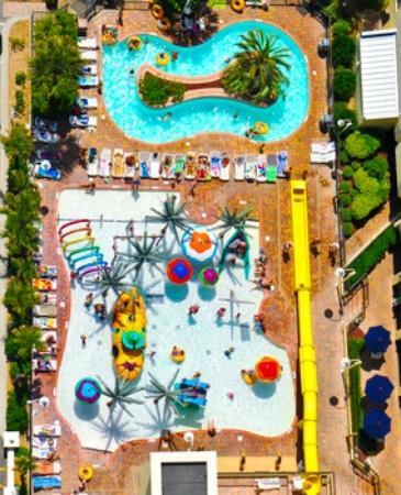 Sea Crest Oceanfront Resort Water Park