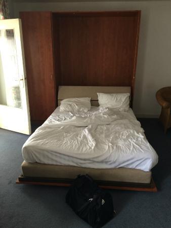 Ein alten Klappbett - Picture of Fletcher Hotel-Restaurant La Ville ...
